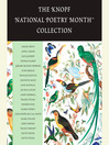 The Knopf National Poetry Month(TM) Collection (MP3)